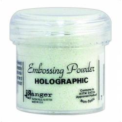 Пудра для эмбоссинга Embossing Powder цвет Holographic