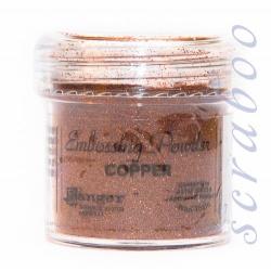 Пудра для эмбоссинга Embossing Powder цвет Copper