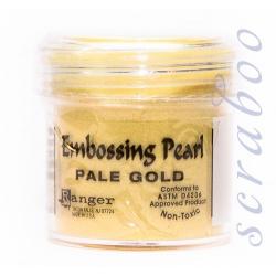 Пудра для эмбоссинга Embossing Pearl цвет Pale Gold