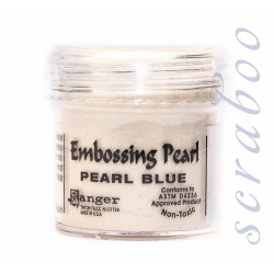 Пудра для эмбоссинга Embossing Pearl цвет Pearl Blue