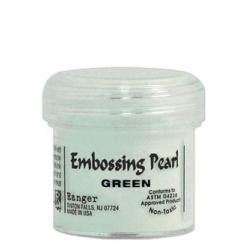 Пудра для эмбоссинга Embossing Pearl цвет Green