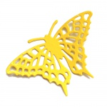 Пудра для эмбоссинга, цвет лимон