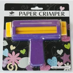 """Кримпер для тиснения бумаги """"Линия"""""""