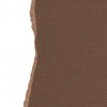 Кардсток c текстурой холста, горький шоколад
