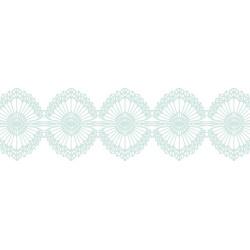 """Бумажный скотч с принтом """"Воздушное кружево"""", 8м"""