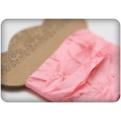 Шебби ленточка, розовый, 10мм, 1м