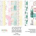 "Набор бумаги ""Cozy home"", 30х30см, 13 листов"
