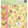 "Набор бумаги K&Company ""SW Spring Blossom"" 30х30 см, 12 листов"