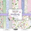 "Набор бумаги ""Wedding of our dream"", 20x20см"