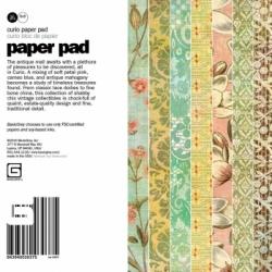 """Набор бумаги Basic Grey """"Curio"""", 15х15 см, 36 листов"""