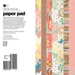 """Набор бумаги Basic Grey """"Hopscotch"""", 15х15 см, 36 листов"""