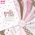 """Набор бумаги  """"Sweet Owl"""", 30х30 см, 16 листов"""