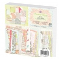 """Набор бумаги Prima """"Sparkling Spring"""", 15х15 см, 48 листов"""