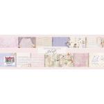 """Набор бумаги """"Джульетта"""" 30х30 см, 13 листов"""
