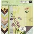 "Набор бумаги K&Company ""Flora & Fauna"" 30х30 см, 12 листов"