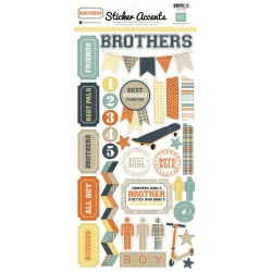 Стикеры Brothers Echo Park