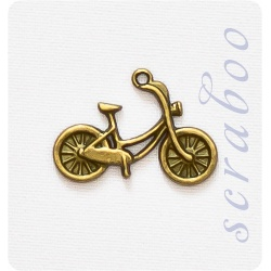 """Подвеска """"Велосипед"""", 10 шт"""