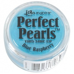 "Пудра Perfect pearls ""Blue Raspberry"""