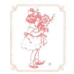 "Штамп ""Fairy Flora"""