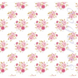Ткань Tilda fabric Rosewh, 50х70 см