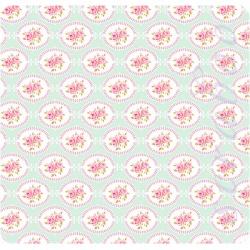 Ткань Tilda fabric Ovalrose, 50х70см