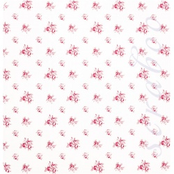 Ткань Tilda fabric Rose on White, 50х70 см