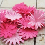 Набор цветов Prima  розовый микс, 24 шт