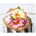 Цветы Хризантемы, 4,5см, 5шт
