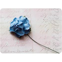 Голубая роза, 35 мм, 1шт