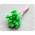 Набор зеленых тычинок