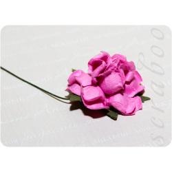 Розовая роза, 35мм, 1шт