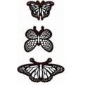 "Форма для вырубки ""Бабочки"""
