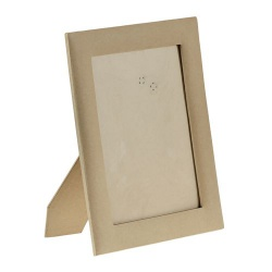Заготовка из папье-маше рамочка для фото