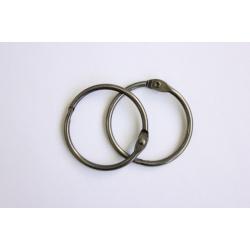 Кольца для альбома, 2 шт, 35мм