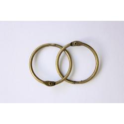 Кольца для альбома, 2 шт, 30мм